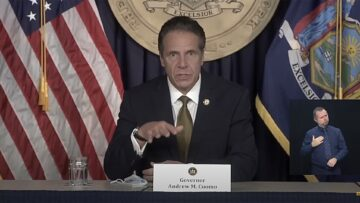 The Emmys lose all credibility left—give Andrew Cuomo an award for his COVID-19 response